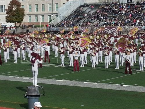 Missouri State marching band