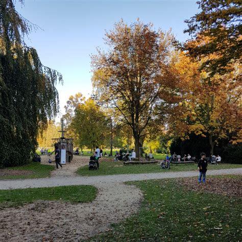 spielplatz nordpark  bielefeld