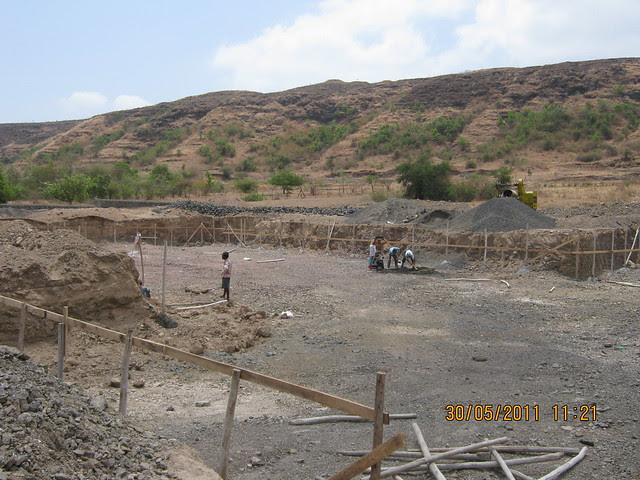 Construction Begins! - Reelicon Alpine Ridge 2 BHK 2.5 BHK 3 BHK Flats near Pancard Club Baner Pune