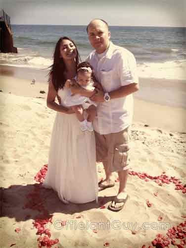 Weddings with Children Officiant Los Angeles