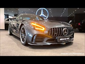 Mercedes-AMG GT R V8 Biturbo 2020- ₹2.4 crore   Real-life review
