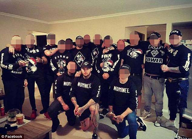 The Supreme court has implemented strict conditions on two bikie gangs including rules that restrict them travelling after 9pm in a vehicle and talking to other members of their groups