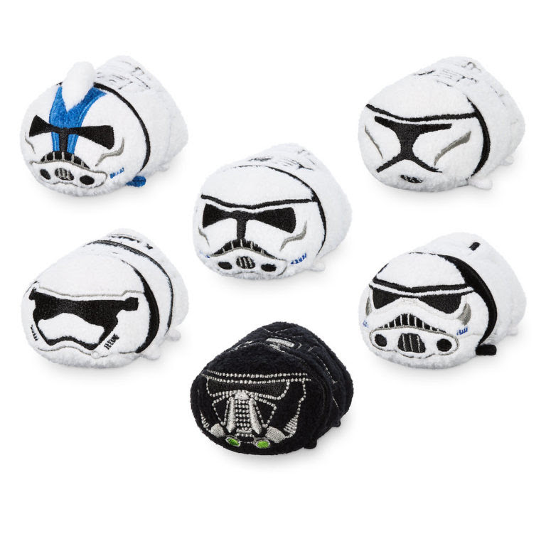 Star Wars: D23 Trooper Exclusive Tsum Tsum Set   Anakin and His Angel