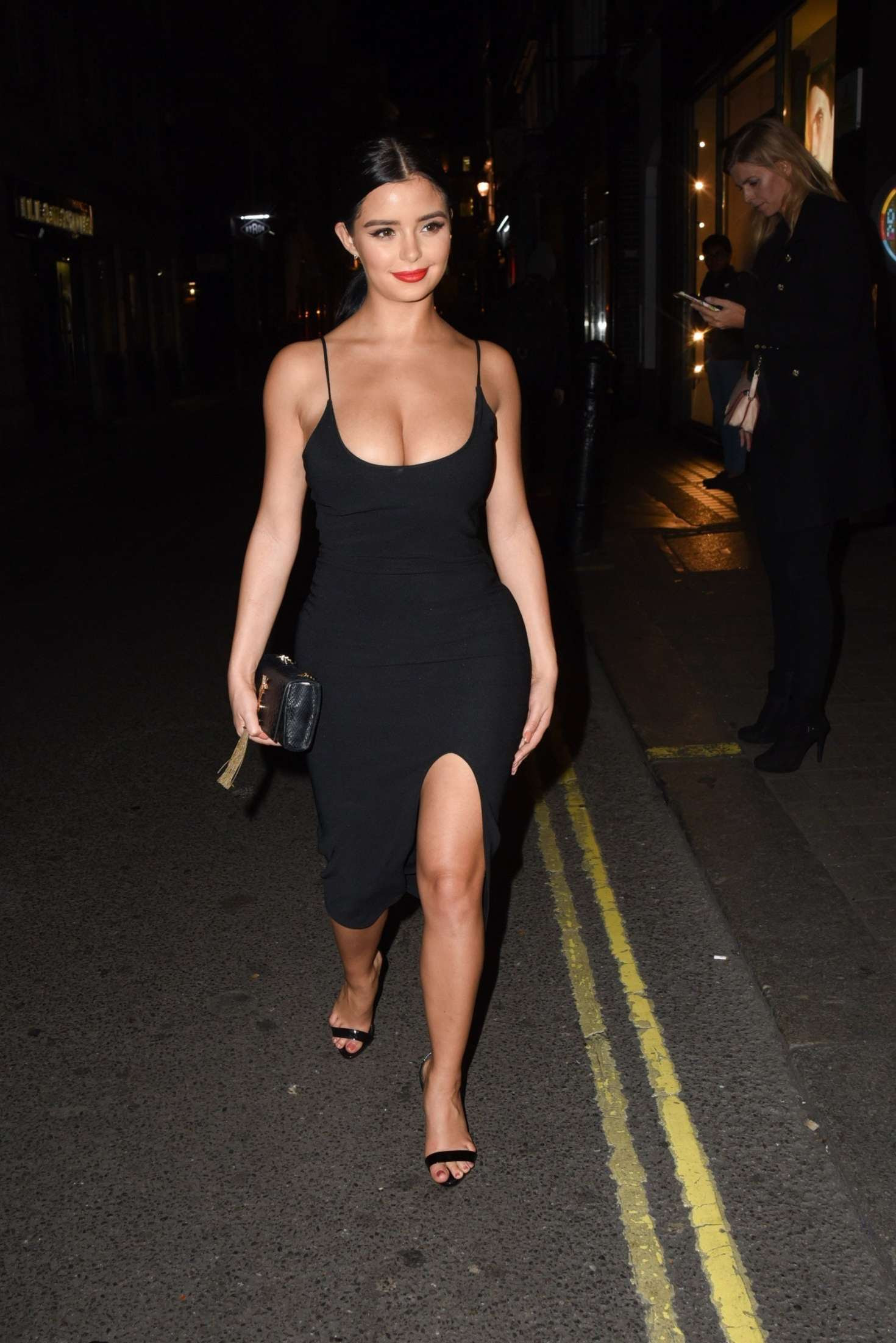 Demi Rose – Attend the Nasty Girl Launch in London