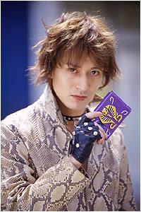 ouja from ryuki