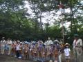 20080817-17夏キャン(山中野営場)