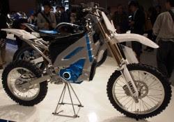 Yamaha PED1 electric sportsbike