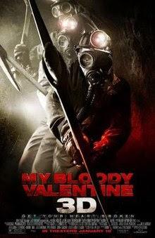 Where Was My Bloody Valentine Filmed