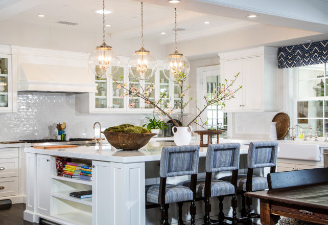 Kitchen island stools. #Kitchen #Kitchenisland #Kitchenislandstool Legacy Custom Homes, Inc.