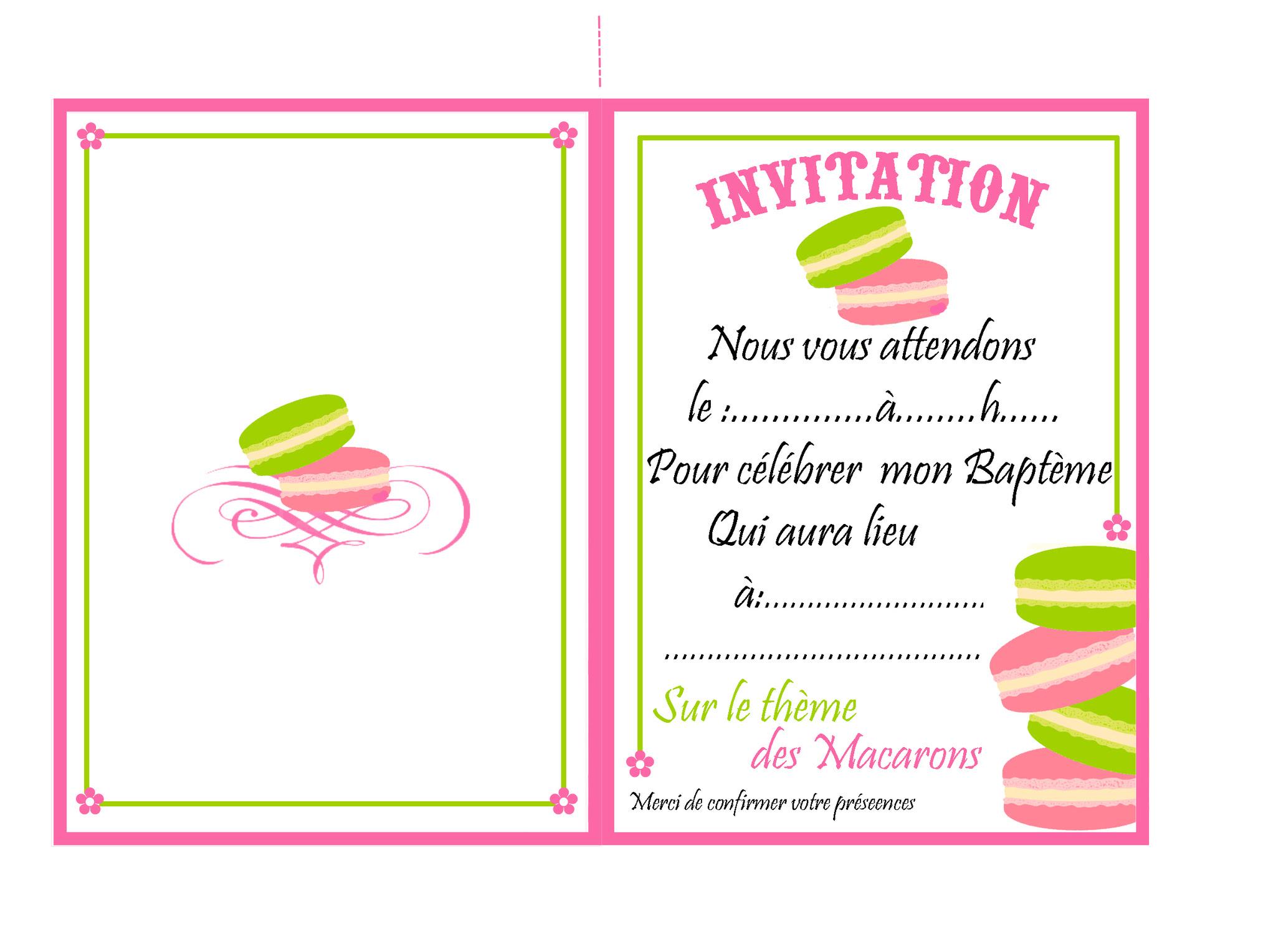 Carte D'invitation D'anniversaire A Remplir | coleteremelly blog