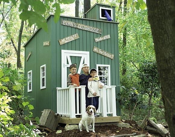 casas de madera prefabricadas juguetes jardin segunda mano