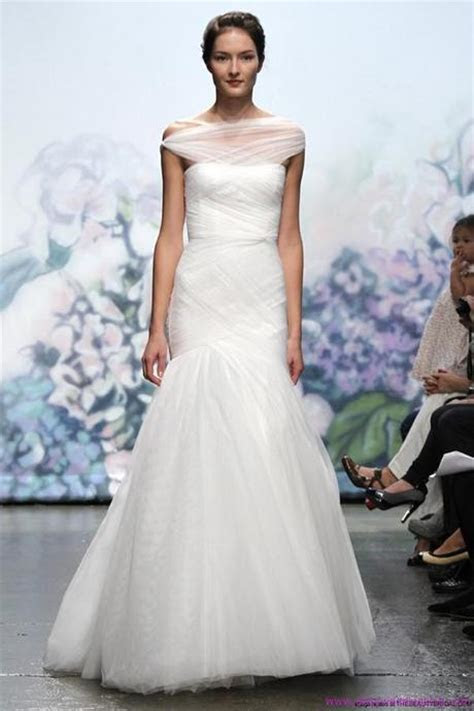 Iconic Wedding Dress designers Monique Lhuillier   Paperblog