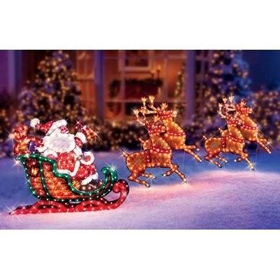 Decor Seasonal: Buy Christmas Outdoor Decor Holographic ...