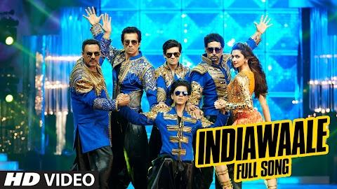 Hindi Film Happy New Year Video Song