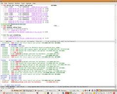 org mode screenshot