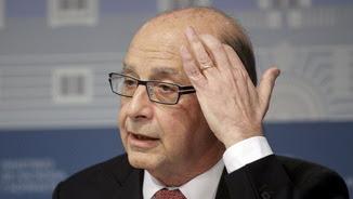 Cristóbal Montoro, ministre d'Hisenda i Administracions Públiques en funcions (Reuters)