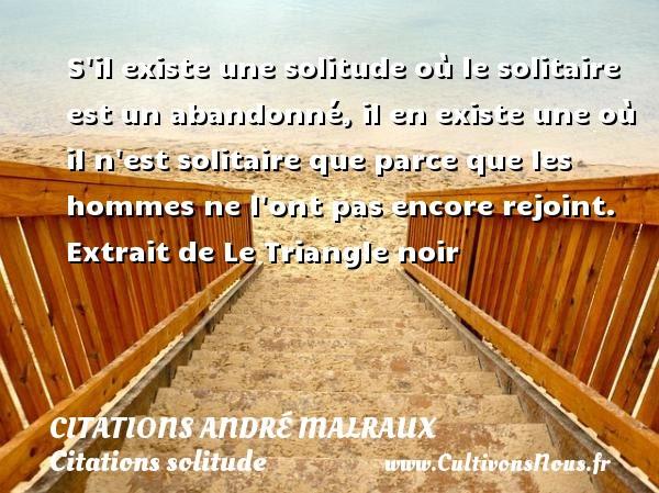 Citation Islam Solitude