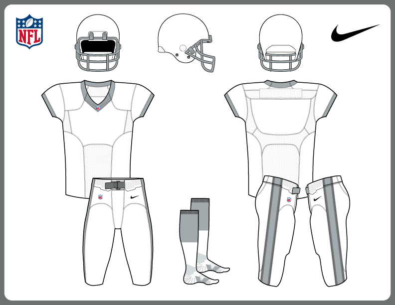 American Football Jersey Template Free Vector N Clip Art