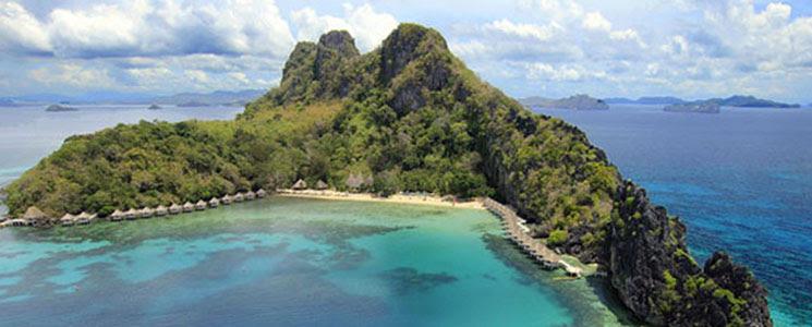 Apulit Island, Palawan, Philippines