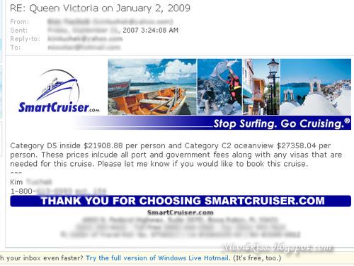 hotmail screenshot 1