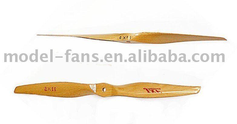Straightening brass boat propeller :: fan wooden propeller boat motor