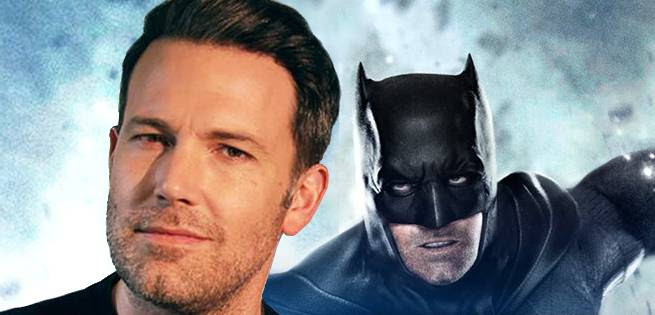 באטמן - תסריט לסרט סולו חדש של באטמן כבר נכתב על ידי בן אפלק