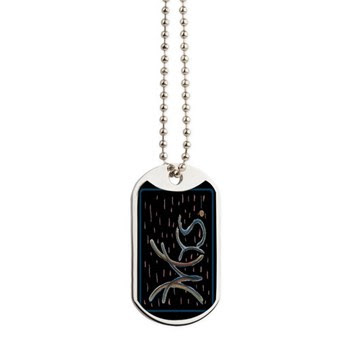 Starry Night MRS. Dog Tags