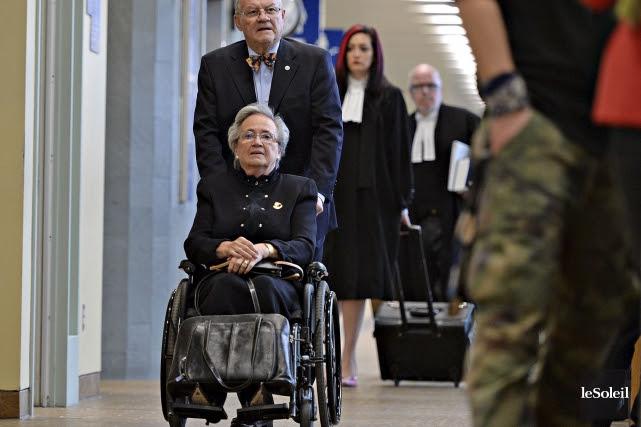 L'ex-lieutenante-gouverneure Lise Thibault connaîtra sa peine mercredi.... (Photothèque Le Soleil, Patrice Laroche)