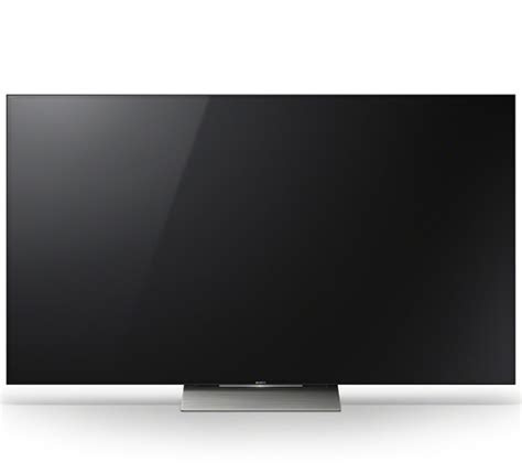 Sony Unveils 4K HDR capable TVs for 2016   Electronic House