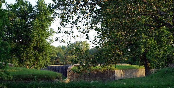 Fort Erie was the first fort built in Ontario by the British in 1764 during Pontiac's Rebellion.