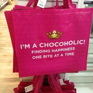 chocoholic bag