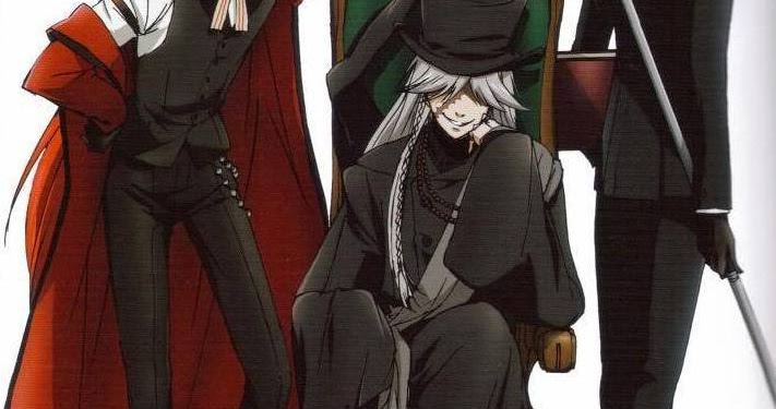 Kuroshitsuji Reapers