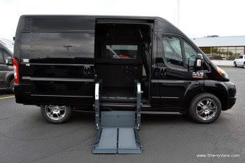 Wheelchair Vans For Sale Ohio Paul Sherry Vans