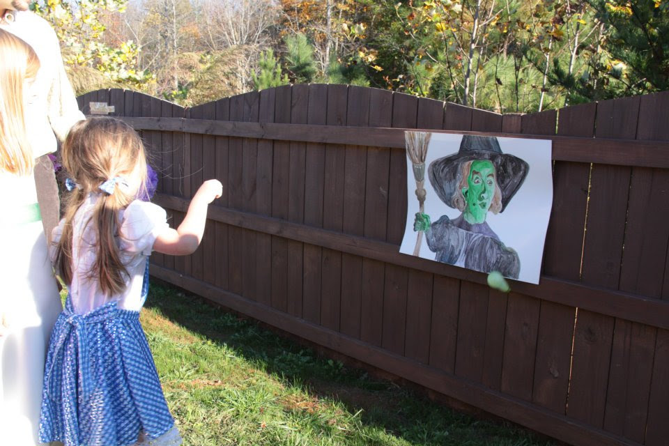 Kimz Kitchen Wizard Of Oz Party Games And Activities Kimz Kitchen