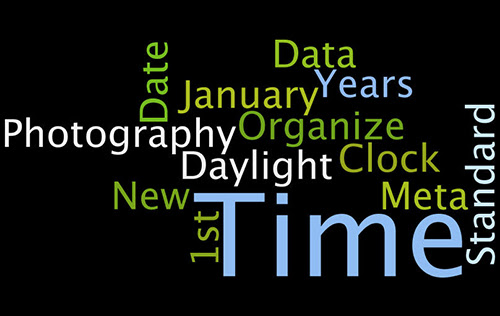 Date-Time Graphic