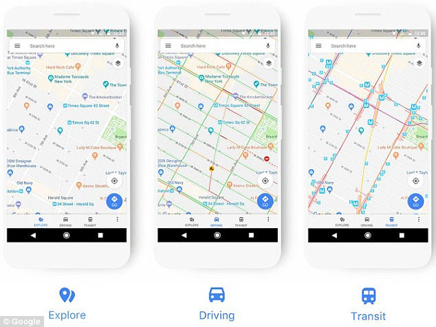 Google Overhauls Maps To Make It Easier To Find New Places
