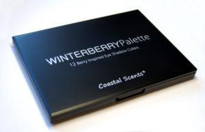 6 300x193 Recenzja palety Winterberry Coastal Scents