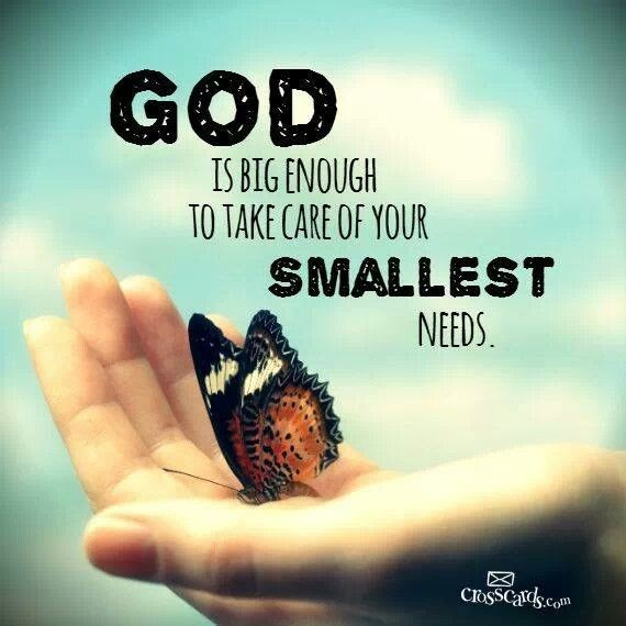 God Will Take Care Of You Quote Quote Number 618854 Picture Quotes