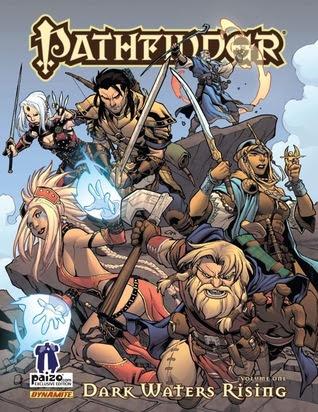 Pathfinder Volume One: Dark Waters Rising Hardcover (paizo.com Exclusive)