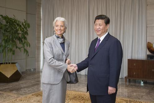 China: triunfo do setor financeiro