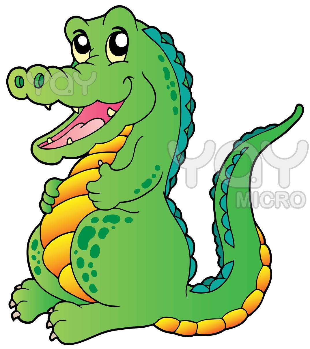 Coloriage Gratuit Crocodile.Crocodile A Imprimer Colorier Les Enfants Marnfozine Com