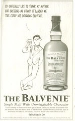 comics ad - Balvenie - NYT 06-05-13