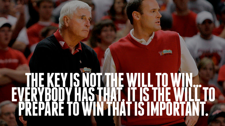 Wisdomisms Bobby Knight Click Read More Goodness Determined