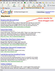 Firefox Extension for Blogger Web Comments (2/4)