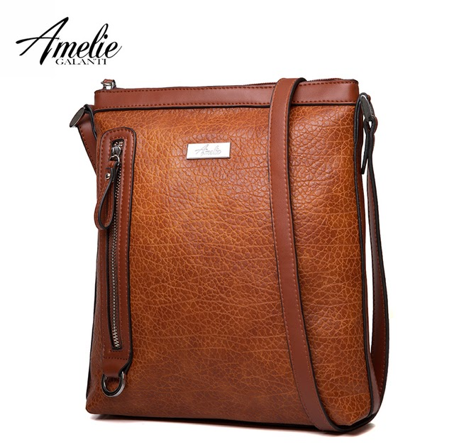 Best Offers AMELIE GALANTI Women  39 s Bag Shoulder  amp  Crossbody Bags  Medium Size Designed for Tall people Soft PU Leather Women Crossbody Bags 4c272a83f6007