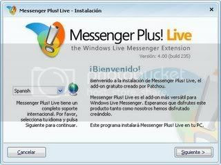Descargar Messenger Plus
