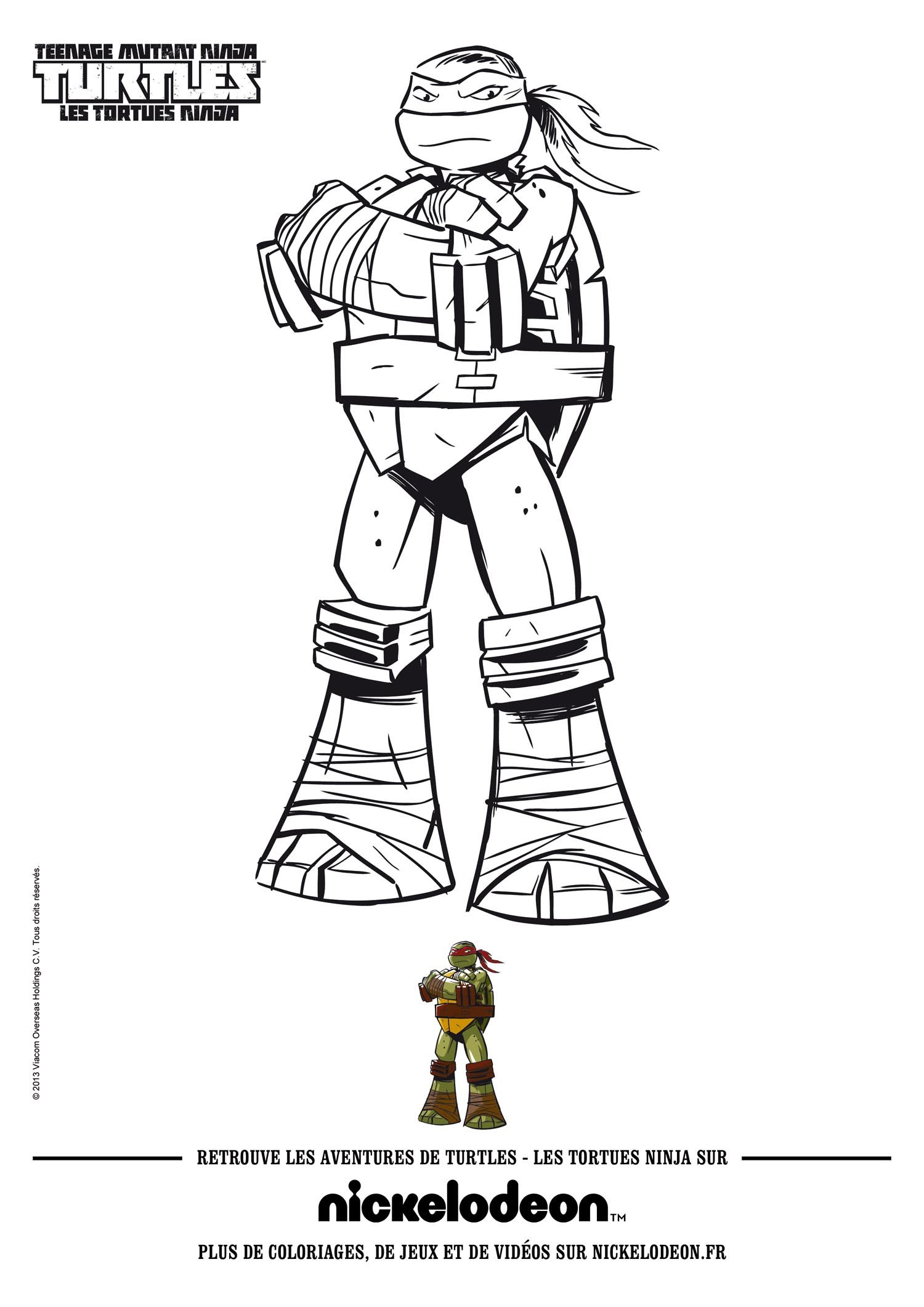 Donatello Raphael