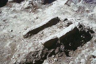 Ένας τάφος από την πρώτη Βυζαντινή περίοδο  (7ος αιώνας  μ.Χ.), Επισκοπή Κισάμου