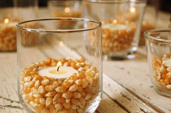 Super cute  for Thanks Giving table setting!
