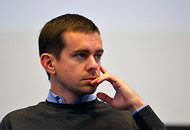 Jack Dorsey, the head of Square and the executive chairman of Twitter.
